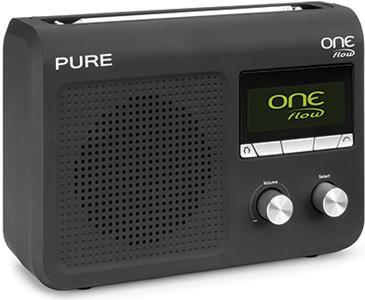 One flow pure radio wifi internet fm dab - Eigentijdse design ingang ...